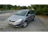 09 REG AUTOMATIC VAUXHALL ZAFIRA 1.9 CDTI, exclusive, taken in px, quick sale