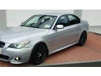 BMW 530D Sport auto full of extras 19inch vmr alloys
