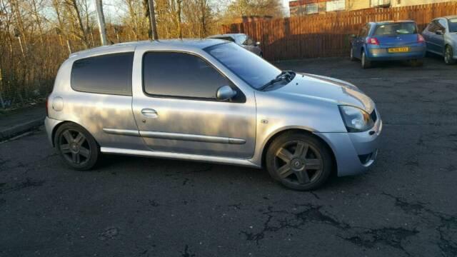 Renault clio sport 172 spares or repair | in Glenrothes, Fife | Gumtree