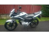 Honda CBF 125 2009 Excellent Clean Condition HPI Clear