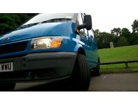 **Man & Van Service For Hire**Single Items**Part Loads**Full Loads**Special Deliverys**Experienced**