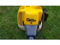 gardenmaster two stroke petrol strimmer