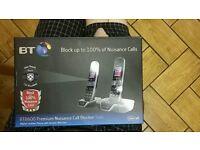 BT 8600 Premium Nuisance Call Blocker TWIN