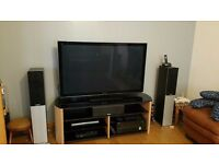 "Panasonic TX-P50VT30B - 50"" TV, amazing home cinema, low hours, mint condition"