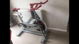 Commercial grade spin bike