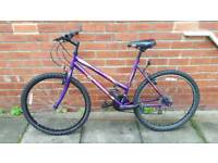 Ladies Universal Wildthing 19 inch frame 26 inch Wheels Good working Condition ready to ride