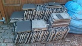 Russell Galloway Concrete Tile - Slate Grey