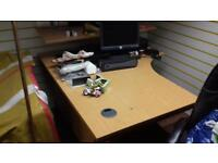 Desk for home or office.