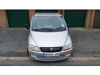 2004 Fiat MULTIPLA 1.9 jtd dynamic plus 5dr