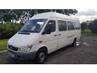 Used Mercedes sprinter minibus for Sale | Vans for Sale