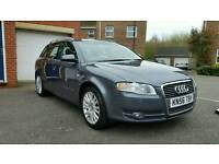 Audi A4 Estate 2l petrol