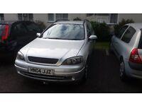 MK4 Astra Van 1.7 CDTI Sportive *Spares or Repairs*