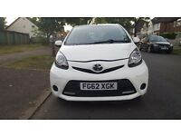 1 OWNER FROM NEW 2012 TOYOTA AYGO