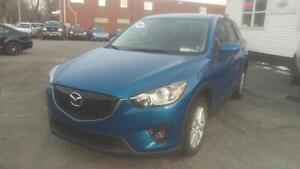 2013 Mazda CX-5 GS All Wheel Drive with backup camera Accident F