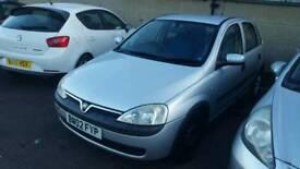 Vauxhall corsa 1 liter