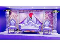Mehndi Stage Hire : Wedding stages in london other services gumtree