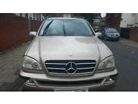Ml270cdi for sale