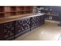 Shop counter for sale.