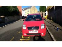 Citroen c2 1.6i special edition by Loeb. Full service history. New Mot. 79000 2 owners