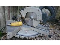 ELU Combi Chop Mitre Saw 110 Volt, Ashford,Kent