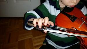 Wanted 1/8-sized child's violin