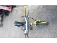 Kiddes bike