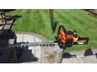 Stihl hs 75 trimmer in excellent condition