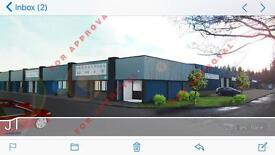 Industrial units for sale and rent East Kilbride
