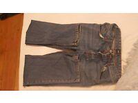 "ASOS Mens Blue jeans 31""w 32rleg SLIM FIT"
