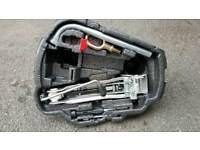 VW Golf MK4 Spare Wheel Jack Toolkit