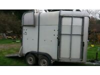 Ifor Williams HB505 horse pony trailer