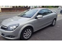 Well loved vauxhall astra twintop