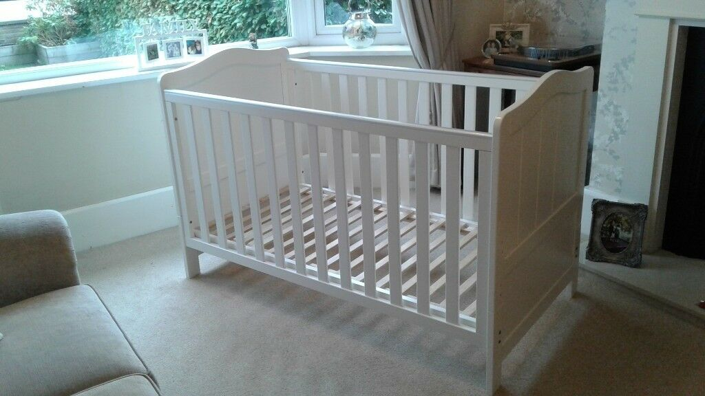 dc07e71b666d Addington Nursery Furniture set  cot bed