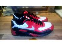 Nike Air max trainers size 9.5 custom