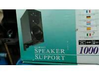 Speaker supports