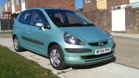 Honda Jazz 2004 ,Lower Mileage And MOT Expiry 2 of April