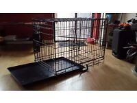 Dog/cat crate