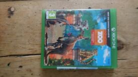 Zoo Tycoon Ultimate Animal Collection Xbox One game