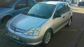 Honda civic quick sale!!