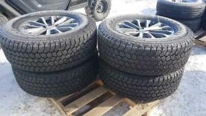 Tires and Rims at Bryans Auction - Ends March 27th