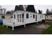 Beautiful Family owned Prestige Caravan with Decking 3 bed 8 berth