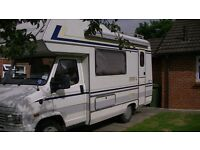 Compass Drifter Motorhome 1993. 2.5 Turbo diesel. Great condition