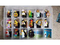 Lego minifigures series 17 complete