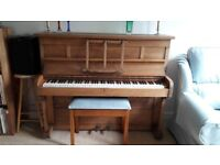 Upright piano for sale
