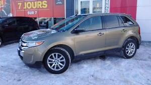 2013 Ford Edge SEL GPS CUIR TOIT MAGS EXTRA CLEAN
