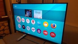 """PANASONIC 55"""" 55DX600B Smart 4K UHD TV, built in Wifi,Freeview Play,2016 model,Excellent condition"""