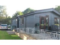 Luxury holiday lodge in immaculate condition, on borders of Lake District & Yorkshire Dales