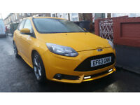 FORD FOCUS ST 2.0 250HP