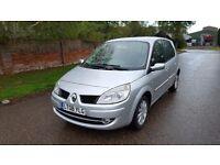 Renault Scenic 1.6 VVT Dynamique 5dr£1,899 LOW MILES CAT D. 2008 (08 reg), MPV