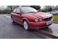 Automatic Jaguar X-type v6 2.5 *59,000 miles* All wheel drive